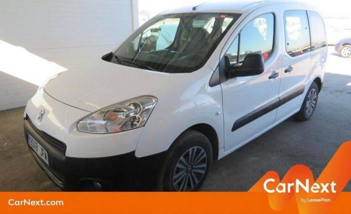 Peugeot Partner Tepee 1.6hdi Access 75 - 2015