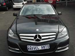 2013 Mercedes-Benz C-class C200 Classic For R200000