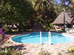 furnished 3 bedroom mtwapa beach villa