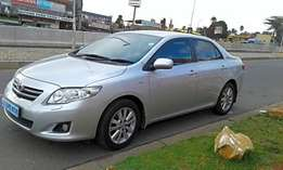 2010 Toyota Corolla 2.0 D Exclusive Still In Good Condition For Sale