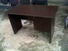 Coffee 4ft Office Table, Woodshare Furniture