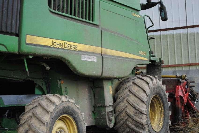 John Deere T660i Hillmaster - 2013