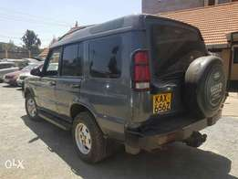 Landrover Discovery 2003 Diesel Manual Clean