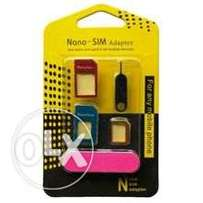 Sim Injector 5 in 1