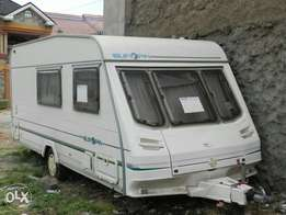 This could be yours Towed Caravan