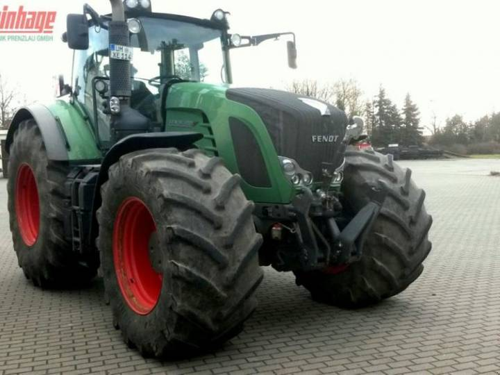 Fendt 939 Vo Profi Plus - 2011