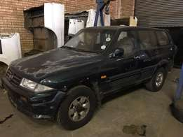 Ssang Yong Musso Spares for Sale