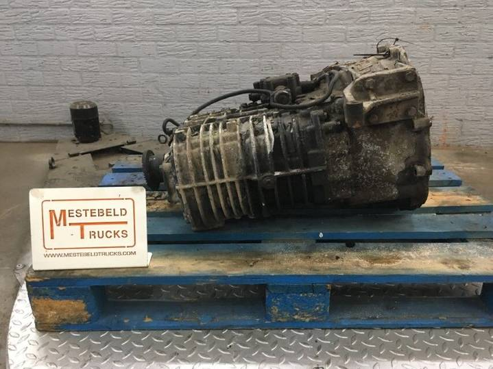 Eaton H8209A gearbox for MAN truck