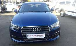2015 Model Audi A3 1.4 Sport TFSI automatic for sale