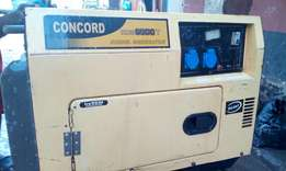 Buy your concorn engine 6.5kva diesel. Serious buyer shoul call