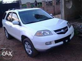 a tokunbo Acura mdx 2005 model