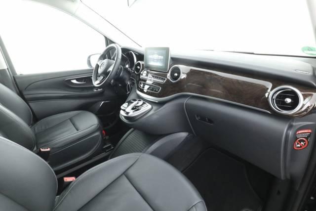 Mercedes-Benz V 220d  Edition, Leder, Comand, Distr., 360 Bluetooth Navi LED Vollleder Klima Einparkhilfe el. Fenster - 2018 - image 8