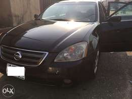 Nissan Altima 2002 For Sale