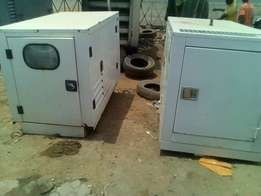 Generator 30kva for urgent sale today only serious buyer please