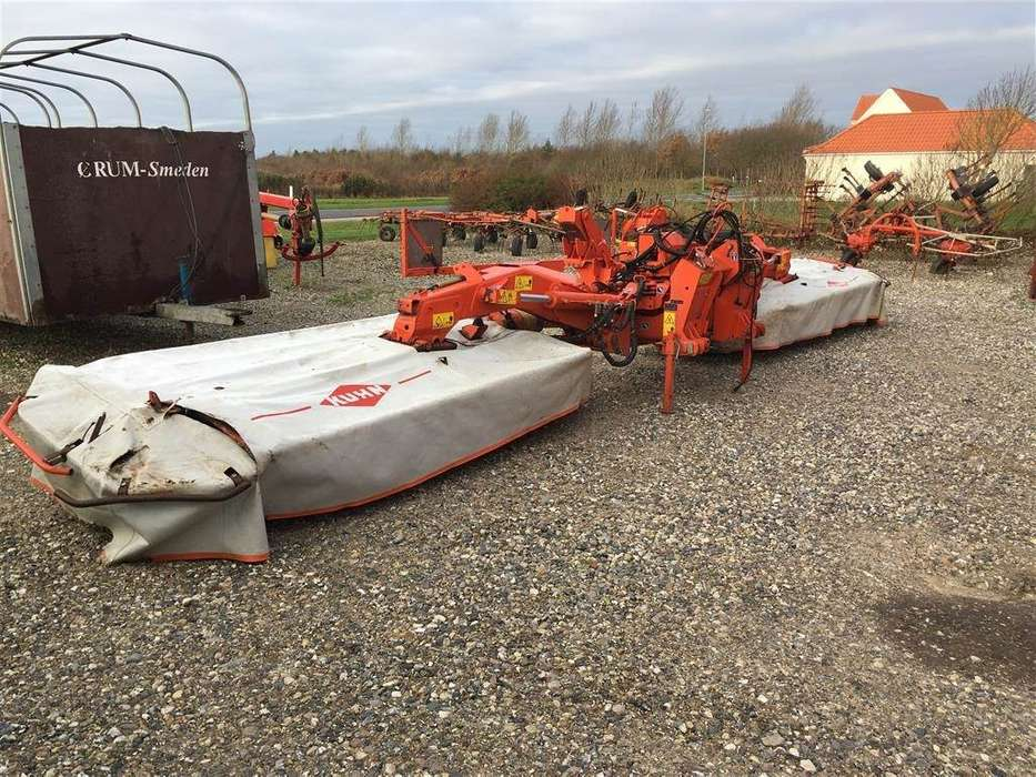 Kuhn Gmd 883 Liftcontrol. - 2007