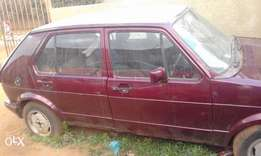 VW Golf MK1 4 Sale R9000