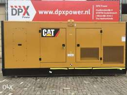 Caterpillar C18 - 660 kVA - DPX-18029-S - To be Imported