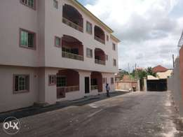 sharp 3Bedroom flat at independence layout