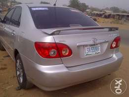 'Very Neat' 2003 Toyota Corolla LE up for grabs!