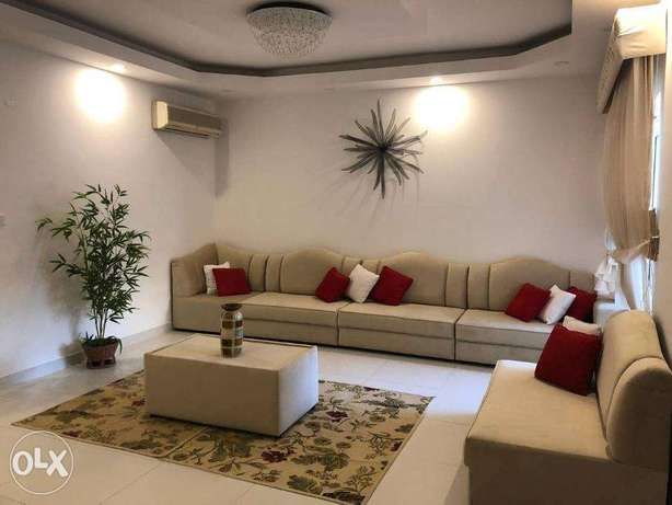 Sib Gold Villa with 4 bedrooms WIFI Included in price. Family Villa in