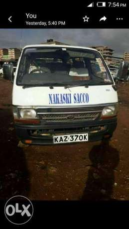 Toyota shark 5L in good working condition Now selling Utawala - image 2