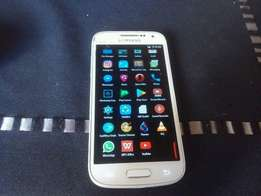 Samsung Galaxy S4 mini in excellent condition.