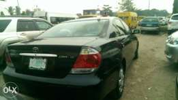 Toyota Camry 2.4 2005 hot deal