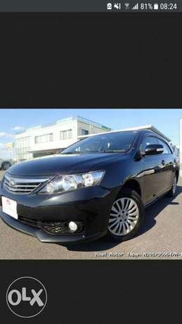 Toyota Allion black New shape 2010 model Mombasa Island - image 1