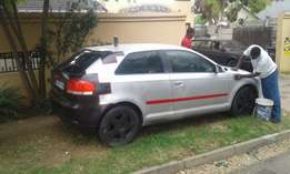 Audi A3 2.0 TDI 2007 - Stripping
