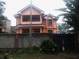 5 bedroom massionate for sale in ruiru town behind ruiru campus 11m