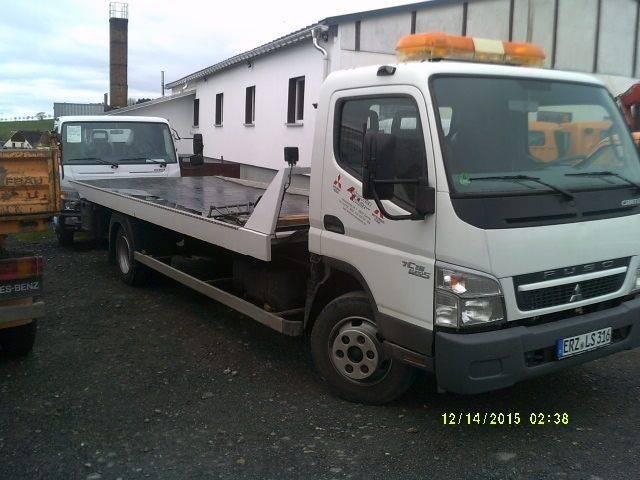 Mitsubishi Canter 7C15 EURO5 - 2012