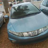 Very sweet and unique Honda Civic (06/07 model) for quick sale
