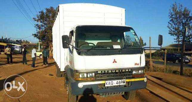 Quick sale! Mitsubishi FH truck KAQ available at 1.7m asking price! Thika - image 1