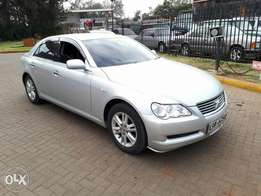 2006 Toyota mark X extremely clean