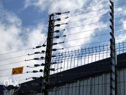 Installation Of Premium Electric Fence On Properties