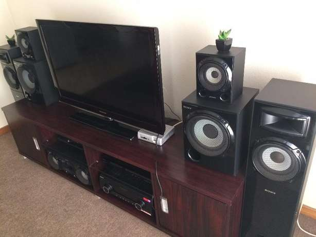 5.2 Channel Sony Home Theatre System North Riding - image 4