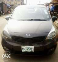 Kia Rio 2013 manual drive model for fast sell nothing to fix