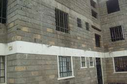 3 Storey building in Ongata Rongai 600 meters from the main road
