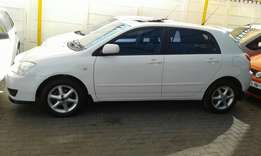 2007 Toyota runx sports 1.6 in a good condition