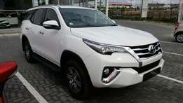 2016 Toyota Fortuner 2.8 GD6 4x2 Auto Demo