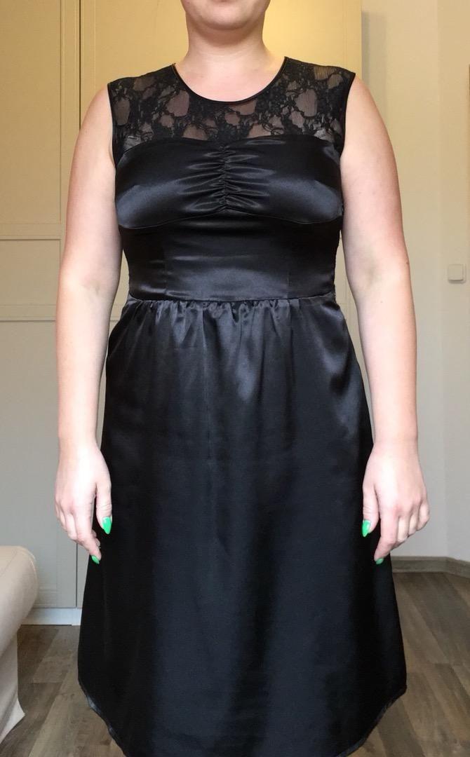 Prodám černé šaty Orsay vel.40 - Dámská móda - 11698106  452231be55e
