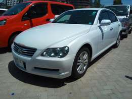 Brand New Toyota Mark X