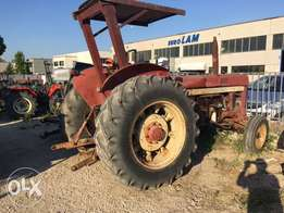 Farm Tractor, International