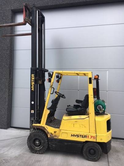 Hyster H1.75XM - 1997 - image 5