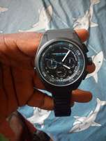 Porsche design wrist watch