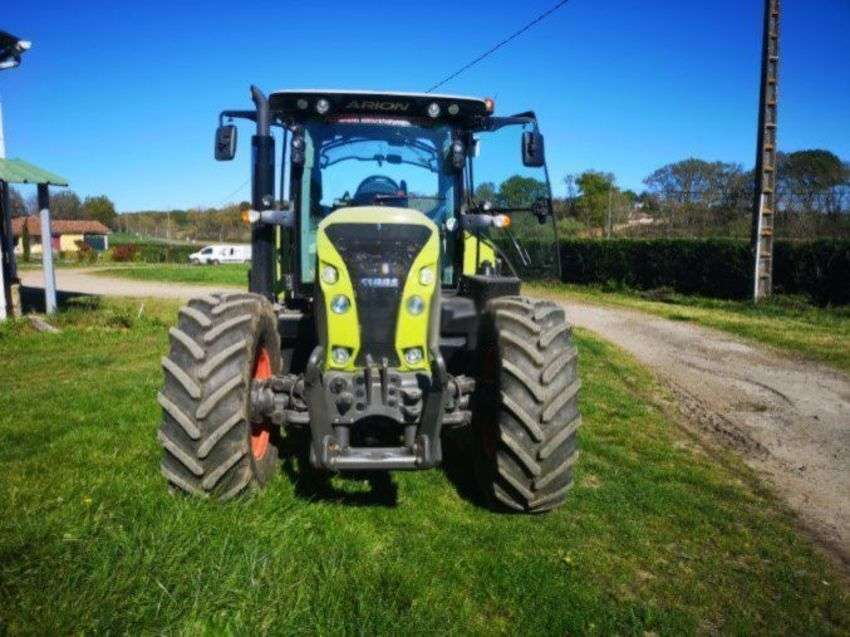 Claas arion 620 cis - 2016 - image 3