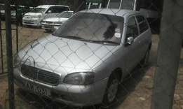 Toyota starlet in perfect condition