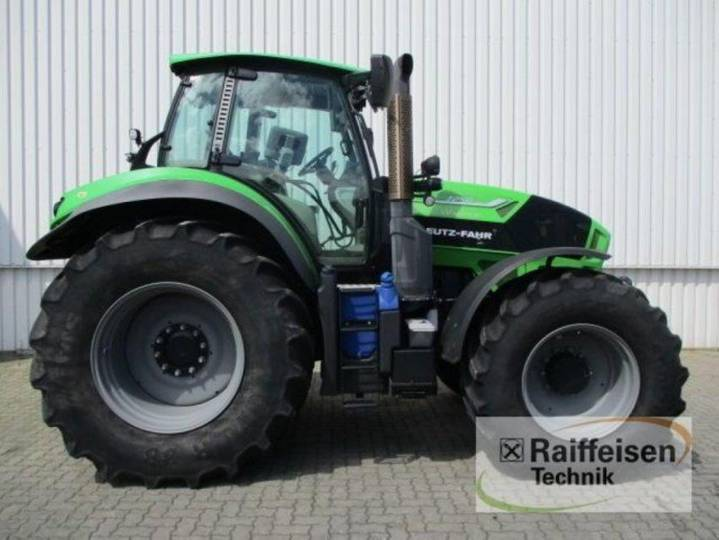 Deutz-fahr 7250 ttv warrior - 2015 - image 2