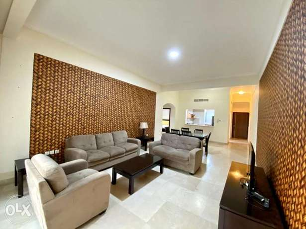 Limited time offer! Spacious 2BR apartment for rent/pools/gym/maid/ewa