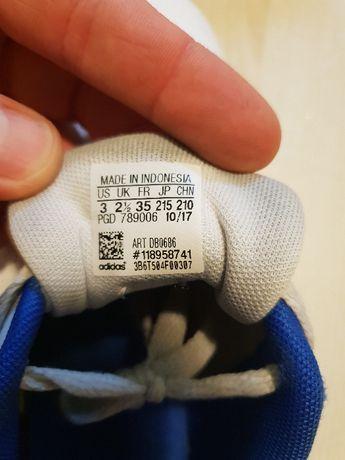 Buty dziecięce Adidas r.35 stan bdb TANIO Tychy • OLX.pl